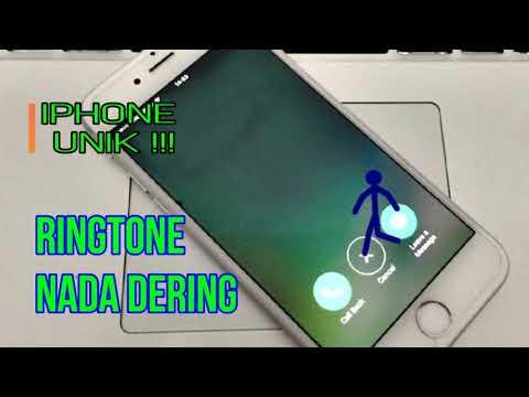 Nada Dering IPHONE Unik !!! Mohon Diangkat Atau