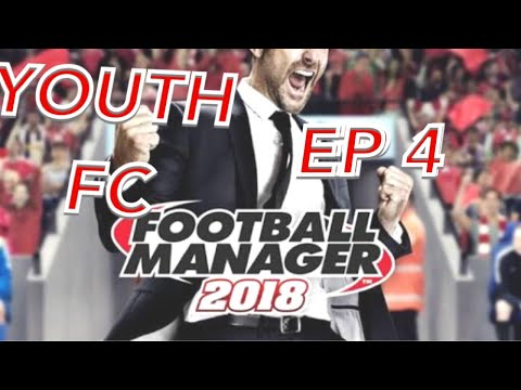 Youth FC FM 18 experiment ep 4