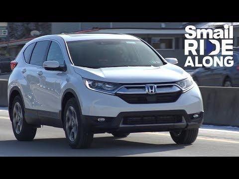 Honda CR-V EX-L Review and Test Drive - Smail Ride Along