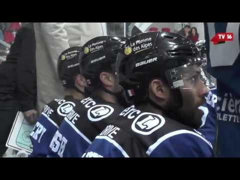 Résumé de Match : Gap - Strasbourg (6-3) - Saxoprint Ligue Magnus - TV16