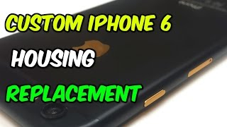iPhone 6 Custom Housing Replacement Time Lapse