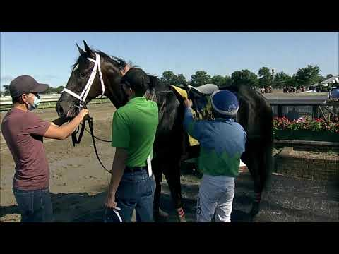 video thumbnail for MONMOUTH PARK 08-08-20 RACE 9