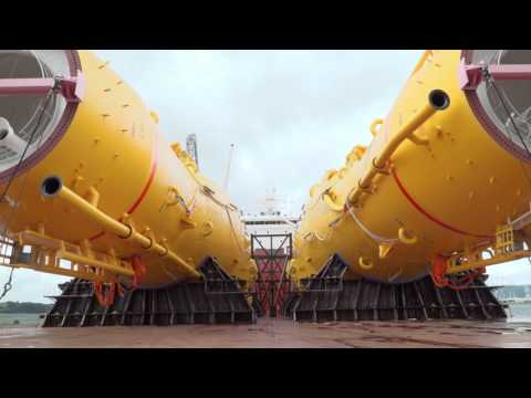Statoil Hywind substructures