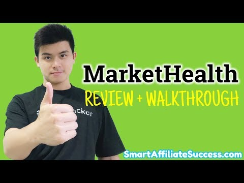 Market Health Review: Quick Walkthrough of this High Paying Affiliate Network