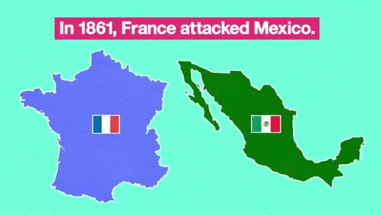 Uncategorized Origins Of Cinco De Mayo the history of cinco de mayo in 10 seconds youtube seconds