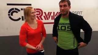 Dmitry Klokov - Iceland, CrossFit Reykjavik