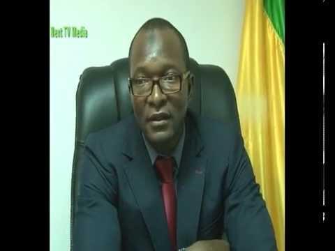 Ismael SACKO président du Parti Social Démocrate Africain