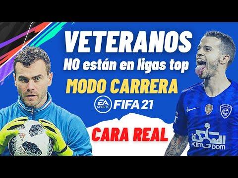 VETERANOS FIFA 21
