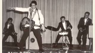 Jack Dens & The Swallows - Careless Babe / Heaven in your Eyes (1961)