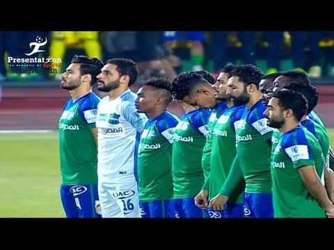 أهداف مباراة مصر المقاصة 3 - 2 الأهلي | الاسبوع الثاني الدوري العام 2017 - 2018