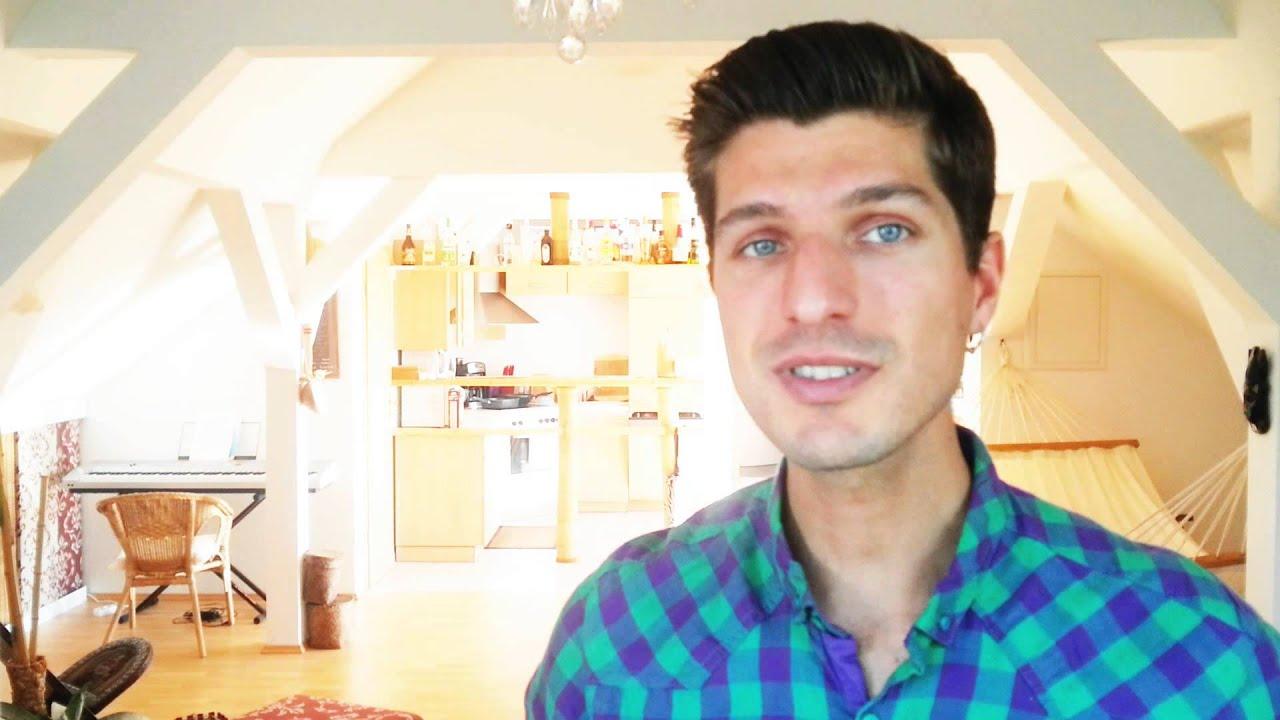 Undercut Männer Stylen Mit Übergang Tutorial YouTube