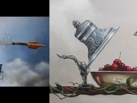 Surrealism Paintings by Dallas Artist Ginger Fox