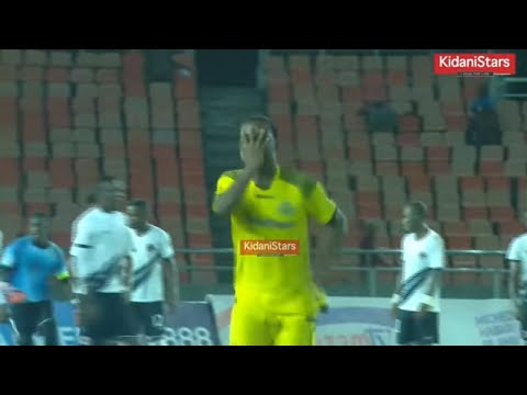 Goli la Fei Toto Yanga 1 - 0 KMC, Uwanja wa Taifa