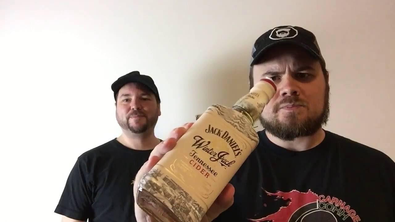 jack daniels winter jack cider