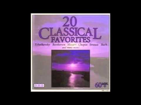 20 Classical Favorites - Canon and Gigue in D