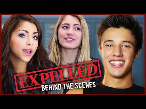 Cameron Dallas & EXPELLED Movie Cast Behind the Scenes