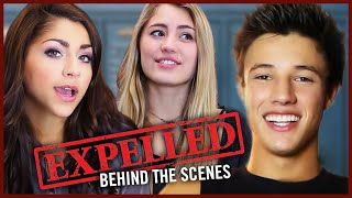 Cameron Dallas & EXPELLED Movie Cast Behind the Scenes