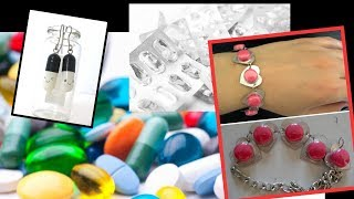 What can be made out of tablets pack | Tablets Experiment. Ideas To Sell