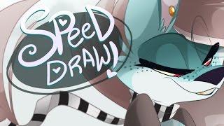 SPEED DRAW- Cold Jay-Vivziepop