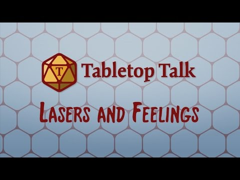 Lasers and Feelings | Session 1:1 | Water Water Everywhere
