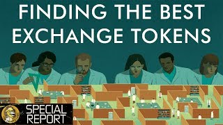 Top Crypto Exchange Tokens - Finding the Next Binance