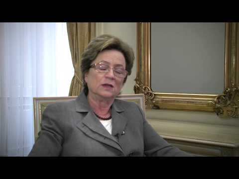 Christine Bauer-Jelinek Im Video-Interview