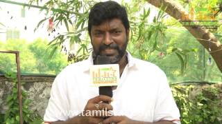 Mime Gopi At Marainthirunthu Parkum Marmam Enna Movie Shooting Spot