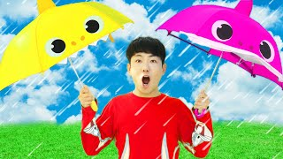 Rain Rain Go Away Song | Nursery Rhymes & Kid Songs 영어동요 인기동요 함께 불러요! - 마슈토이 Mashu ToysReview