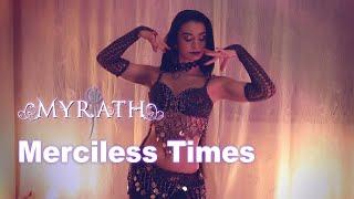 Merciless Times - Myrath   Aline Mesquita Dança do Ventre   Porto Alegre - RS
