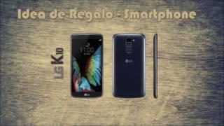 Idea de Regalo para mi madre: Smartphone LG K10