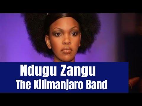 The Kilimanjaro Band-Ndugu Zangu
