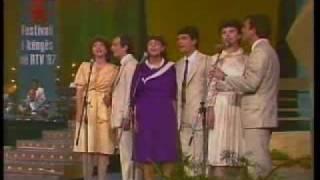 festivali i kenges rtsh 87-kenga: alo alo -grupi i te rinjve