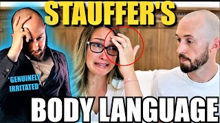 Body Language Analyst REACTS to Myka & James Stauffer's INFURIATING Apology Video | Faces Episode 13