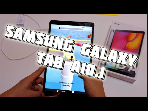 Samsung Galaxy Tab A 10.1 2019 . Обзор после использования.