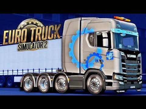 NOVI KAMION !!! Euro Truck Simulator 2 #181