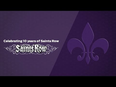 10th Anniversary: Saints Row