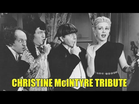 Christine McIntyre Tribute