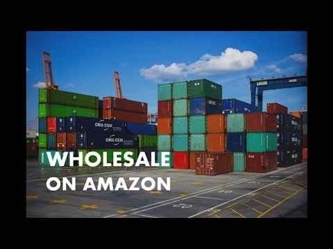 Wholesale on Amazon - From Part-Time Hobby to $13 Million in Amazon FBA Sales