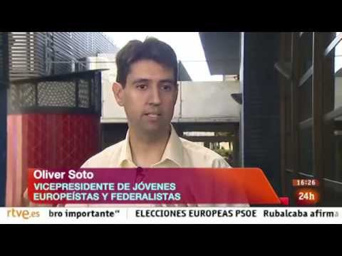 Iniciativa Ciudadana Europea New Deal for Europe (RTVE Europa 2014)