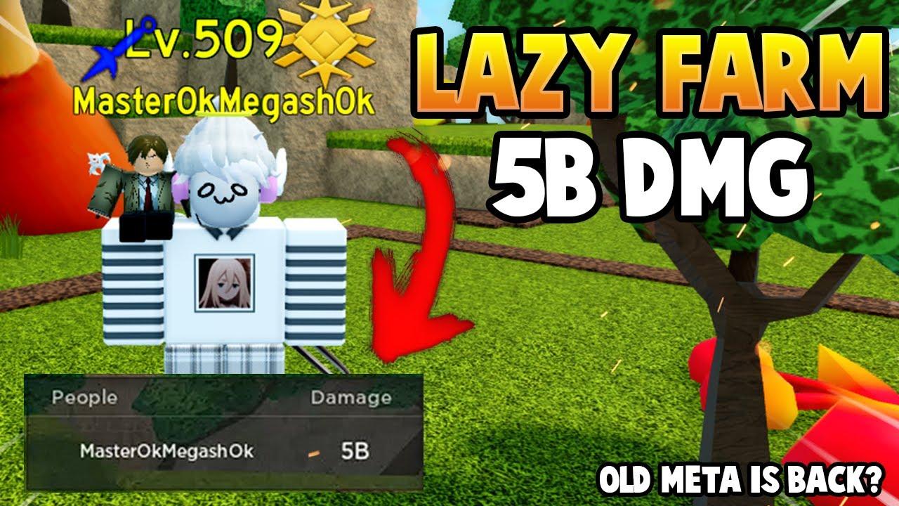 Download Infinite Damage Farm 5B DMG - Old meta is back? All Star Tower Defense