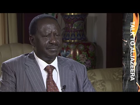 Talk to Al Jazeera - Raila Odinga: 'These were sham elections'