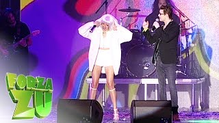 Lidia Buble & Adrian Sina - Noi simtim la fel (Live la Forza ZU 2016)