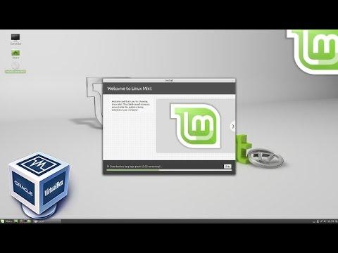 Instalacja Linuxa Mint 17.1 Cinnamon