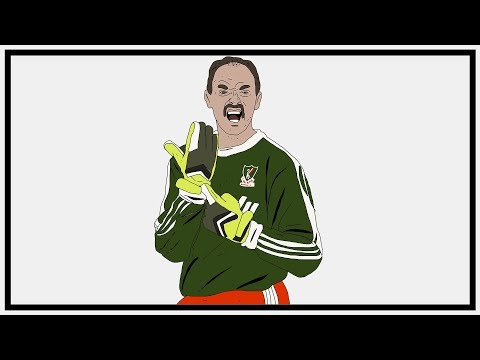 Liverpool fans love this video explaining the career of Bruce Grobbelaar