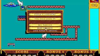 The Even More Incredible Machine - Puzzles 15-26