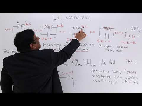 L. C. Oscillations