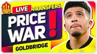 SANCHO Transfer Price Battle AGAIN!!! Man Utd Transfer News