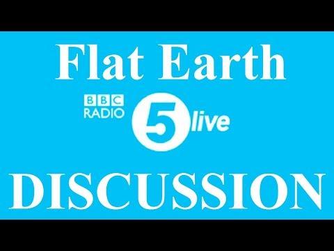 Descargar Flat Earth Conference Media 5 - BBC Radio 5 - Mark Sargent ✅