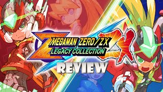 Mega Man Zero / ZX Legacy Collection (Switch) Review (Video Game Video Review)