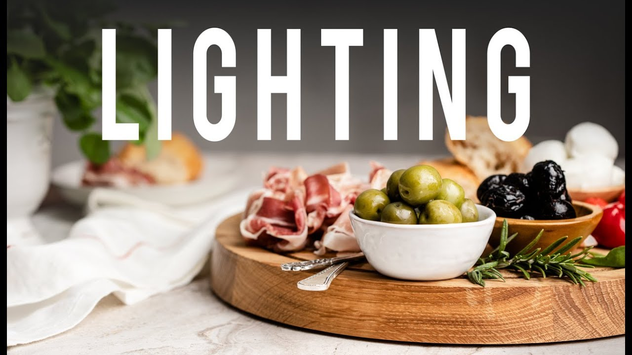 2 awesome lighting tricks for food photography